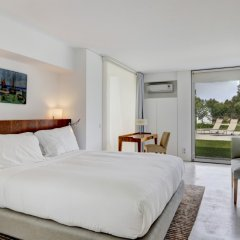 Отель Bom Sucesso Design Resort Leisure & Golf Обидуш комната для гостей фото 5