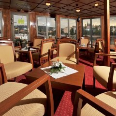 Florentina Boat Hotel Прага гостиничный бар