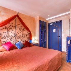 Отель Villa Royale Montsouris Париж комната для гостей фото 4