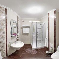 Гостиница Vele Rosse Украина, Одесса - 7 отзывов об отеле, цены и фото номеров - забронировать гостиницу Vele Rosse онлайн ванная фото 2