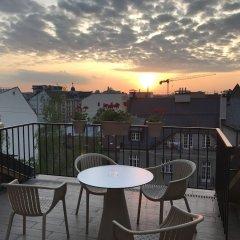 Апартаменты Riga Lux Apartments - Skolas балкон
