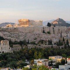 Athens Oscar Hotel Афины городской автобус