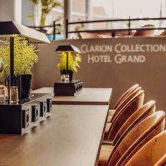 Clarion Collection Hotel Grand Bodo спа
