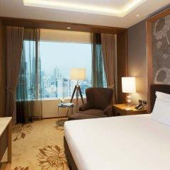 Eastin Grand Hotel Sathorn 4* Улучшенный номер с различными типами кроватей фото 14