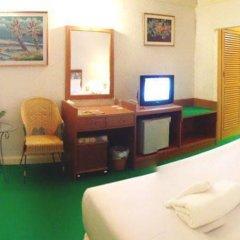 Отель PSU Lodge удобства в номере