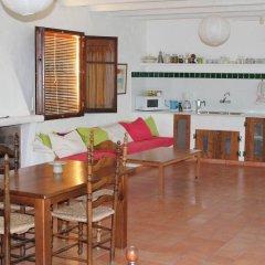 Отель Casa Rural Ca Ferminet в номере