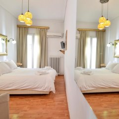 Acropolis Ami Boutique Hotel комната для гостей фото 2