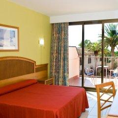 Отель San Carlos Испания, Курорт Росес - отзывы, цены и фото номеров - забронировать отель San Carlos онлайн комната для гостей фото 2