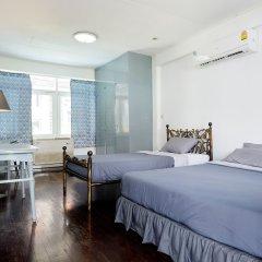 Отель Siam Square House Бангкок комната для гостей
