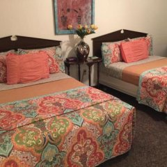 Отель Simmer Motel США, Вамего - отзывы, цены и фото номеров - забронировать отель Simmer Motel онлайн комната для гостей фото 3