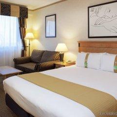Отель Holiday Inn London Kings Cross / Bloomsbury комната для гостей фото 4