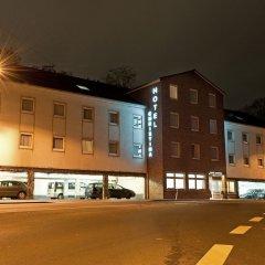 Отель Christina Германия, Кёльн - отзывы, цены и фото номеров - забронировать отель Christina онлайн вид на фасад