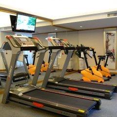 Отель Guangdong Hotel Китай, Шэньчжэнь - отзывы, цены и фото номеров - забронировать отель Guangdong Hotel онлайн фитнесс-зал