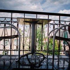 Беар Хостел на Арбатской балкон