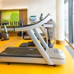 Отель Novotel Muenchen Messe фитнесс-зал фото 3