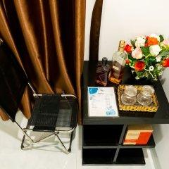 Отель AHA Hoang Van Homestay Nha Trang Нячанг удобства в номере фото 2