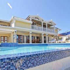 Отель Azure Cove, Silver Sands. Jamaica Villas 5BR бассейн фото 3