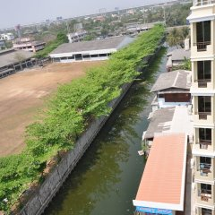 Regent Suvarnabhumi Hotel балкон