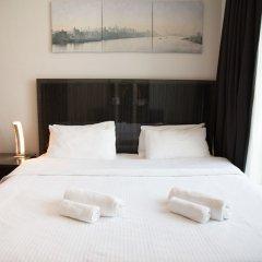 Отель HiGuests Vacation Homes - Burj Views Дубай комната для гостей