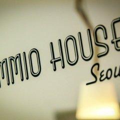 Отель Mmmio House Сеул сауна