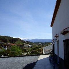 Отель Cuevalia. Alojamiento Rural en Cueva балкон