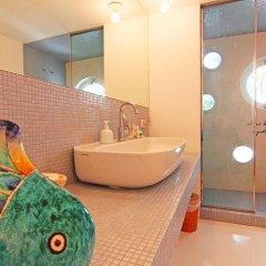 Отель Suites In Terrazza Италия, Рим - отзывы, цены и фото номеров - забронировать отель Suites In Terrazza онлайн ванная