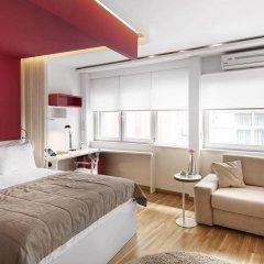 Отель Nuru Ziya Suites Стамбул комната для гостей фото 4