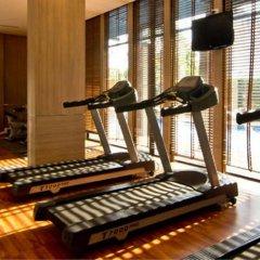 Отель At Mind Serviced Residence Pattaya фитнесс-зал