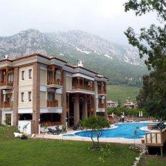 Отель Kerme Ottoman Palace - Boutique Class вид на фасад фото 2