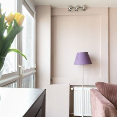 Отель Apartament Ten Польша, Варшава - отзывы, цены и фото номеров - забронировать отель Apartament Ten онлайн балкон