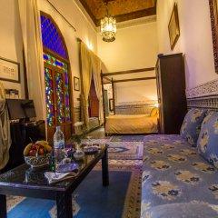 Отель Dar Al Andalous Марокко, Фес - отзывы, цены и фото номеров - забронировать отель Dar Al Andalous онлайн интерьер отеля фото 3