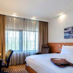 Отель Hampton by Hilton Amsterdam Airport Schiphol комната для гостей фото 5