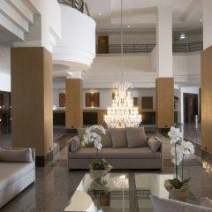 Отель Venus Beach Hotel Кипр, Пафос - 3 отзыва об отеле, цены и фото номеров - забронировать отель Venus Beach Hotel онлайн интерьер отеля фото 2