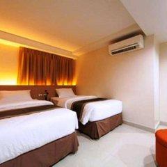 Gateway Hotel Бангкок комната для гостей фото 3
