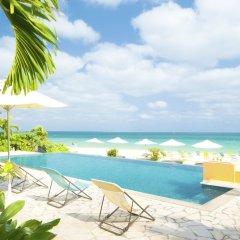 Отель Hoshino Resort Resonare Kohamajima бассейн