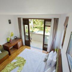 Отель Green Boutique Villa Вьетнам, Хойан - отзывы, цены и фото номеров - забронировать отель Green Boutique Villa онлайн комната для гостей фото 3