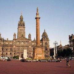 Отель Jurys Inn Glasgow Глазго