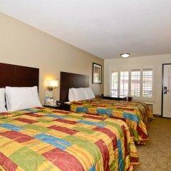 Отель Rodeway Inn Convention Center США, Лос-Анджелес - отзывы, цены и фото номеров - забронировать отель Rodeway Inn Convention Center онлайн с домашними животными