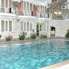 Dolphin Yunus Hotel Турция, Памуккале - отзывы, цены и фото номеров - забронировать отель Dolphin Yunus Hotel онлайн бассейн фото 3