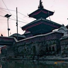 Отель OYO 256 Mount Princess Hotel Непал, Катманду - отзывы, цены и фото номеров - забронировать отель OYO 256 Mount Princess Hotel онлайн приотельная территория фото 2