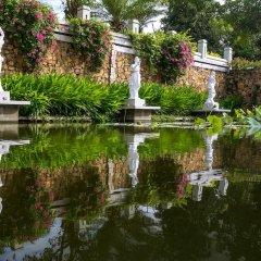 Отель Romana Resort & Spa Вьетнам, Фантхьет - 9 отзывов об отеле, цены и фото номеров - забронировать отель Romana Resort & Spa онлайн приотельная территория фото 2
