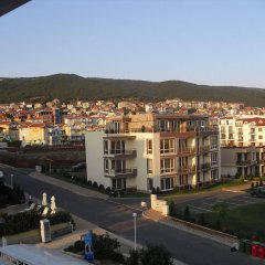 Family Hotel Venera Свети Влас балкон