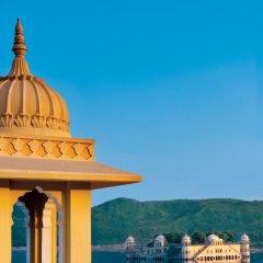 Отель Trident, Jaipur пляж