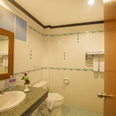 Отель Tri Trang Beach Resort by Diva Management ванная