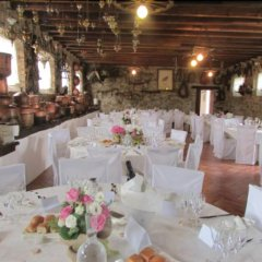 Отель Agriturismo il Vagabondo Буттрио помещение для мероприятий