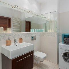 Апартаменты Chill Apartments Warsaw Center ванная