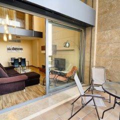 Отель Oh My Loft Valencia балкон