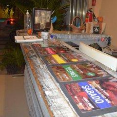 Отель Sayab Hostel Мексика, Плая-дель-Кармен - отзывы, цены и фото номеров - забронировать отель Sayab Hostel онлайн питание