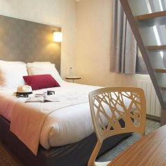 Отель Hôtel du Parc Франция, Сомюр - отзывы, цены и фото номеров - забронировать отель Hôtel du Parc онлайн комната для гостей