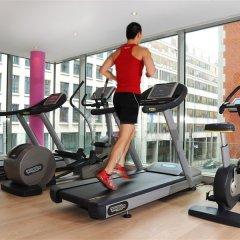 Thon Hotel EU фитнесс-зал фото 3